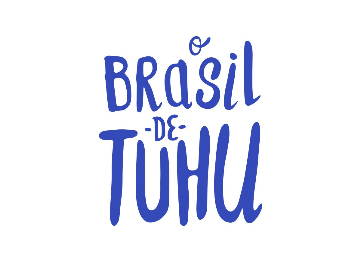 Logo O Brasil de Tuhu