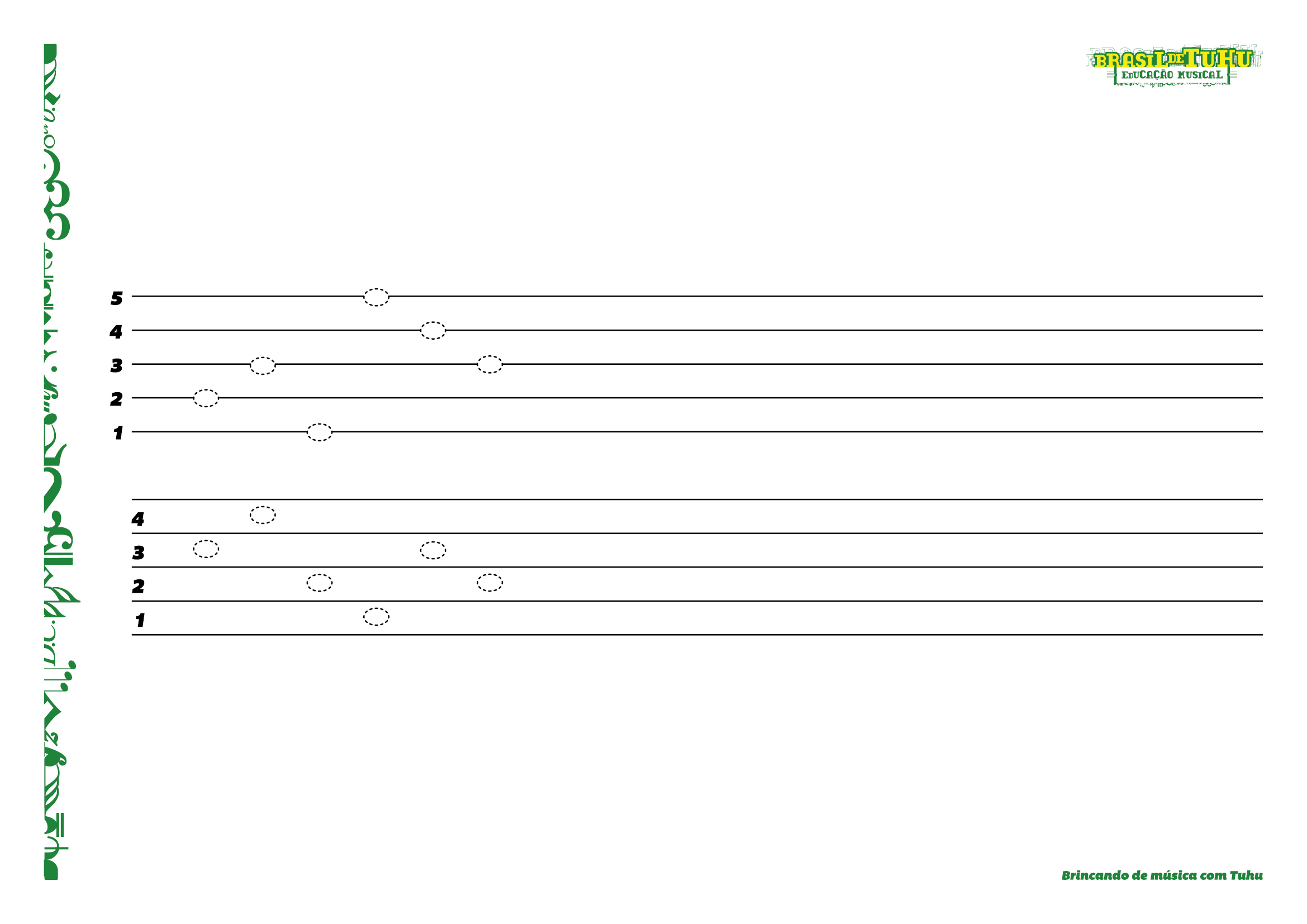 Página 13 da Guia Musical